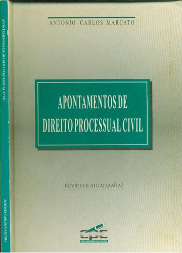 Apontamentos de Direito Processual Civil