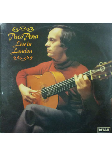 Paco Peña - Live in London - Importado