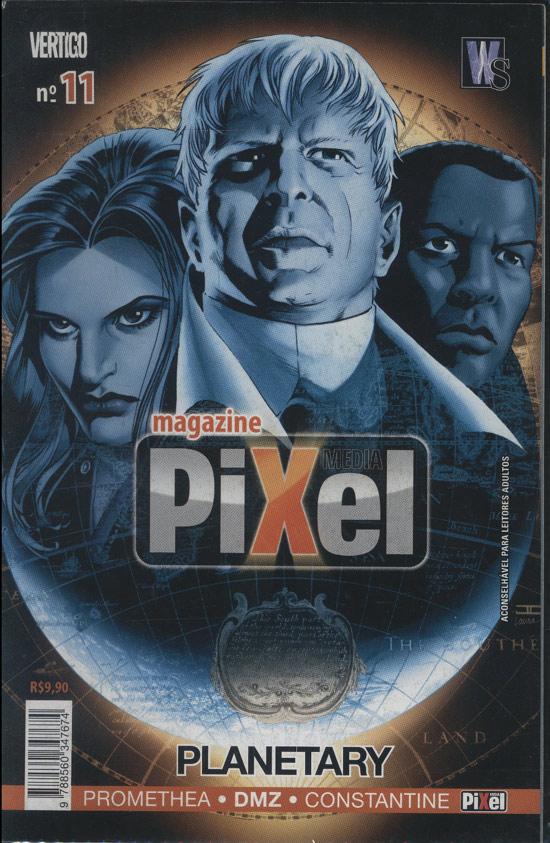 Pixel Magazine - Nº.11