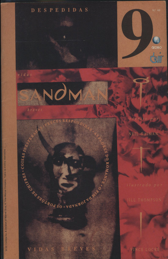 Sandman - N°.49