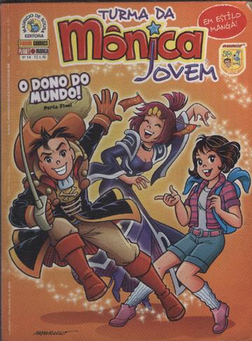 Turma da Mônica Jovem - Nº.14
