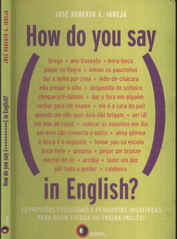 How do You Say in English?