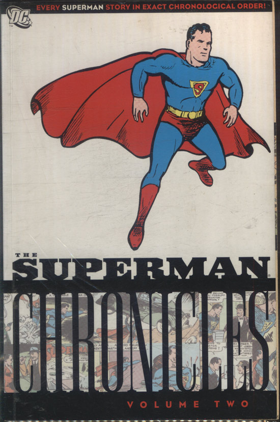 The Superman Chronicles - Volume Two
