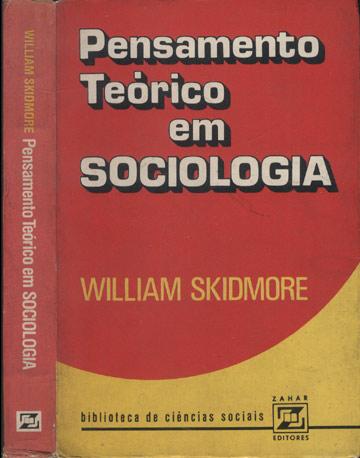 Pensamento Teórico em Sociologia