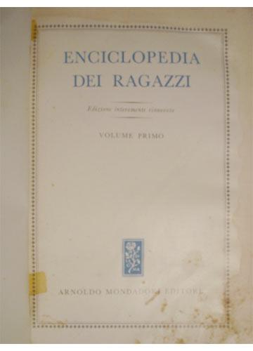 Enciclopedia dei Ragazzi - 10 Volumes