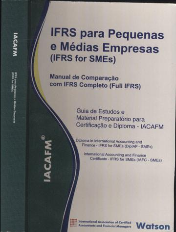 IFRS Para Pequenas e Médias Empresas - IFRS For SMEs
