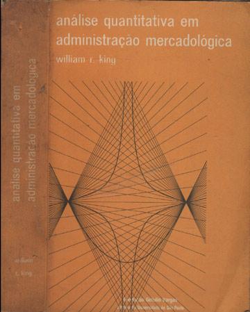 Análise Quantitativa em Administração Mercadológica