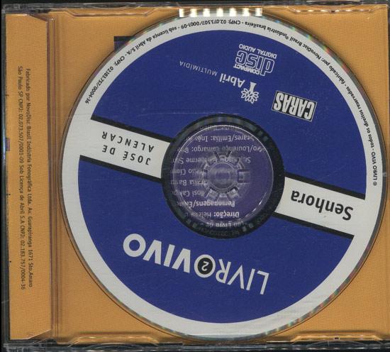 Senhora - Com CD
