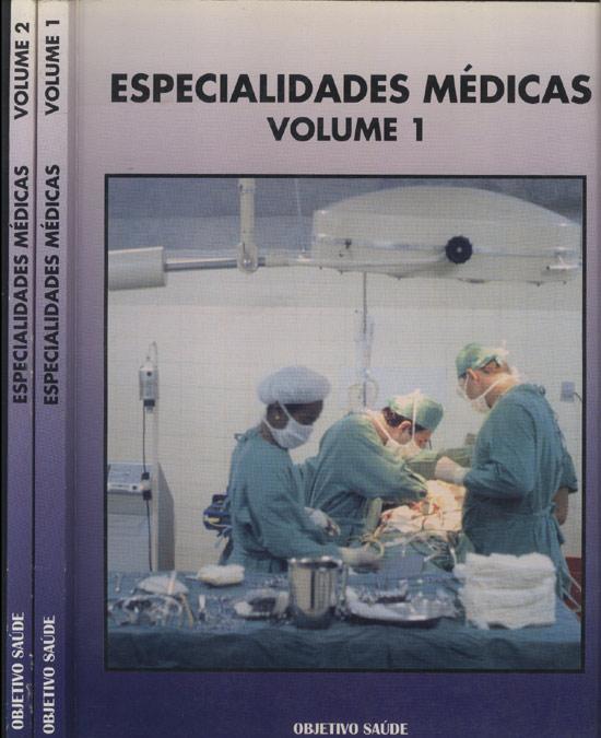Especialidades Médicas - 2 Volumes