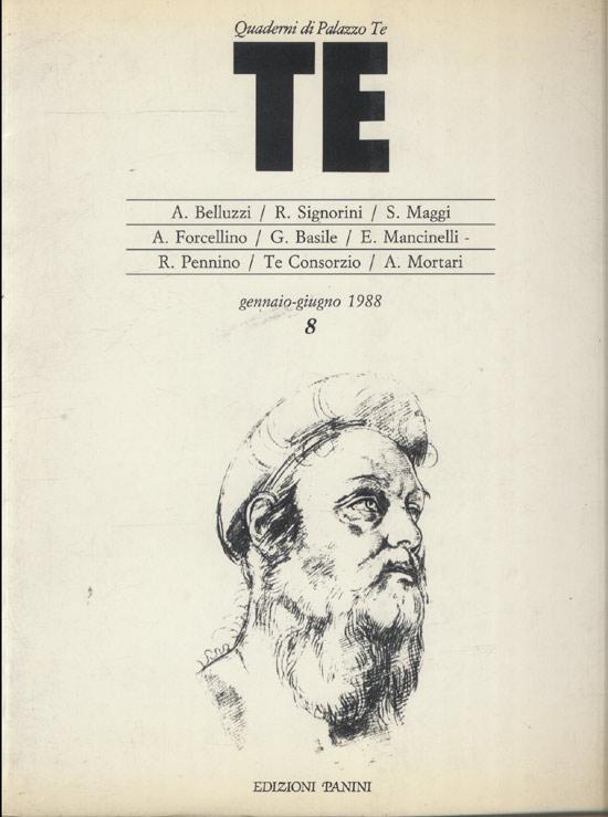 Quaderni de Palazzo Te TE
