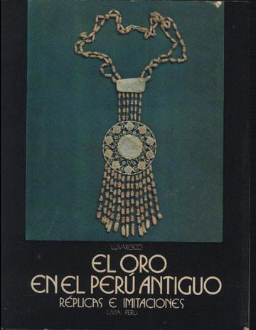 El Oro en El Peru Antiguo