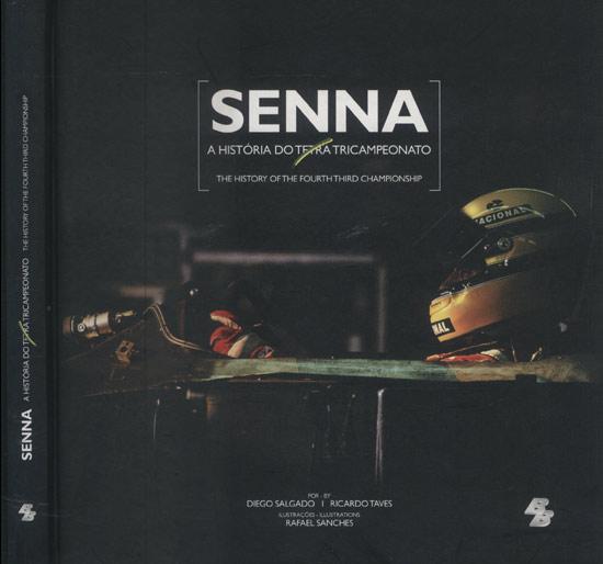 Senna - A História do Tetra Tricampeonato