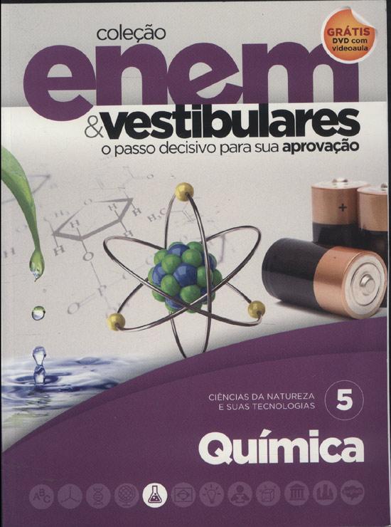 Coleção Enem & Vestibulares - Química - Com DVD