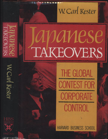 Japanese Takeovers