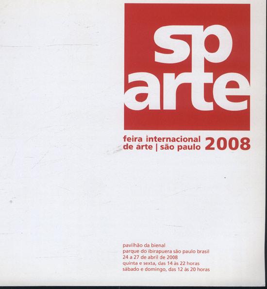 Feira Internacional de Arte de São Paulo - 2008