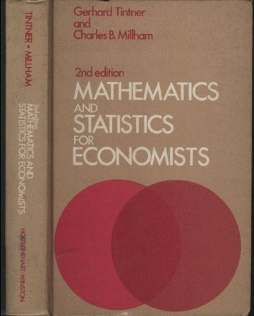Mathematics and Statistics for Economists