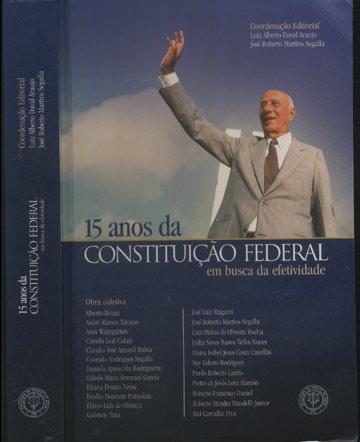 15 Anos da Constituição Federal em Busca da Efetividade