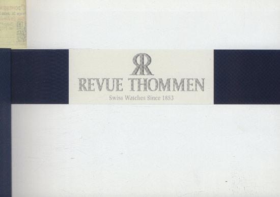 Revue Thommen - 2012