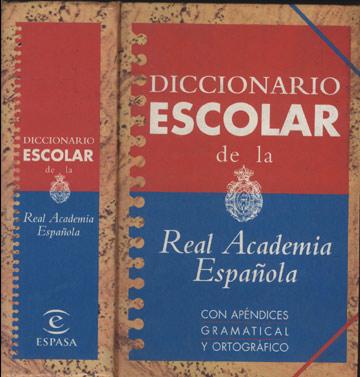 Diccionario Escolar de La Real Academia Española