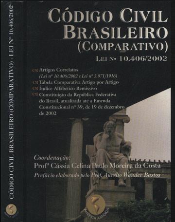 Código Civil Brasileiro Comparativo