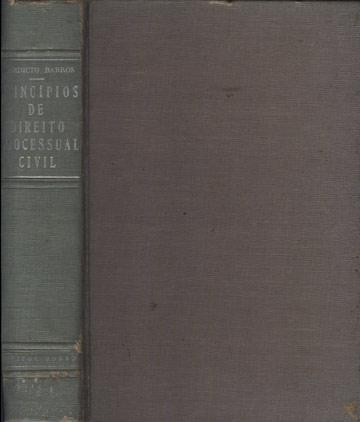 Princípios de Direito Processual Civil - Com Dedicatória do Autor