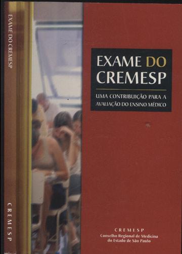 Exame do CREMESP