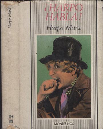 Harpo Marx - Harpo Habla!