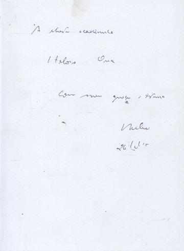 Presidentes da Casa de Luiz Pereira Barreto em Seus 120 Anos - 1895 - 2015 - De Existência - Com Dedicatória do Autor