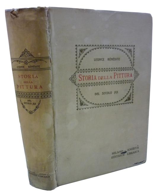 Storia Della Pinttura - Com Ex-Libris do José Oria