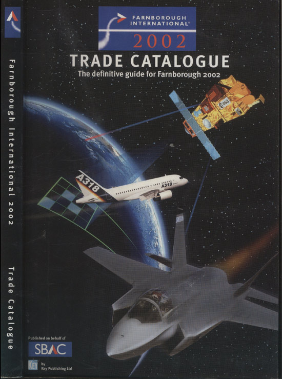 Farnborough International 2002 - Trade Catalogue