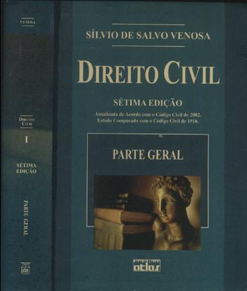 Direito Civil - Parte Geral - Volume I