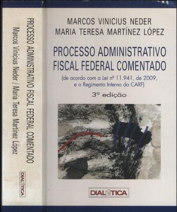 Processo Administrativo Fiscal Federal Comentado