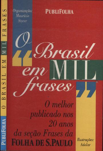 O Brasil em Mil Frases