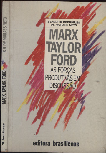 Marx Taylor Ford