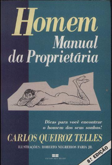 Homem - Manual da Proprietária