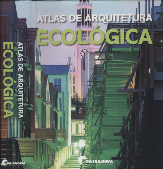 Atlas de Arquitetura Ecológica