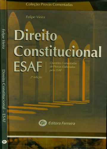 Direito Constitucional ESAF