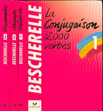 Bescherelle - 3 Volumes