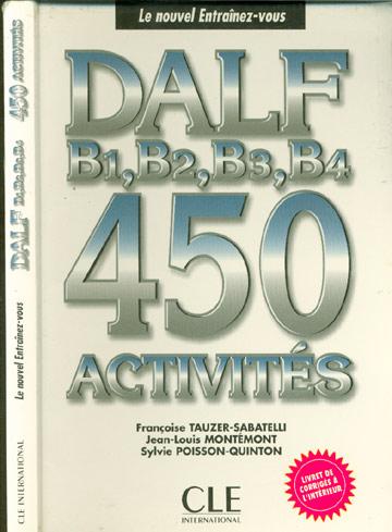 Dalf B1 B2 B3 B4 - 450 Activites + Suplemento