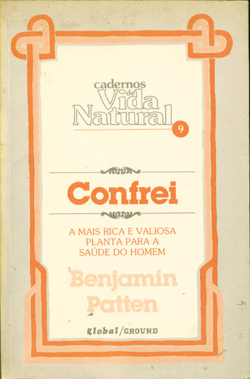 Cadernos de Vida Natural - Confrei
