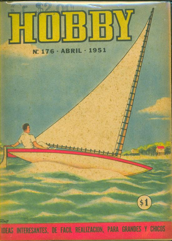 Hobby - Nº.176 - Abril 1951