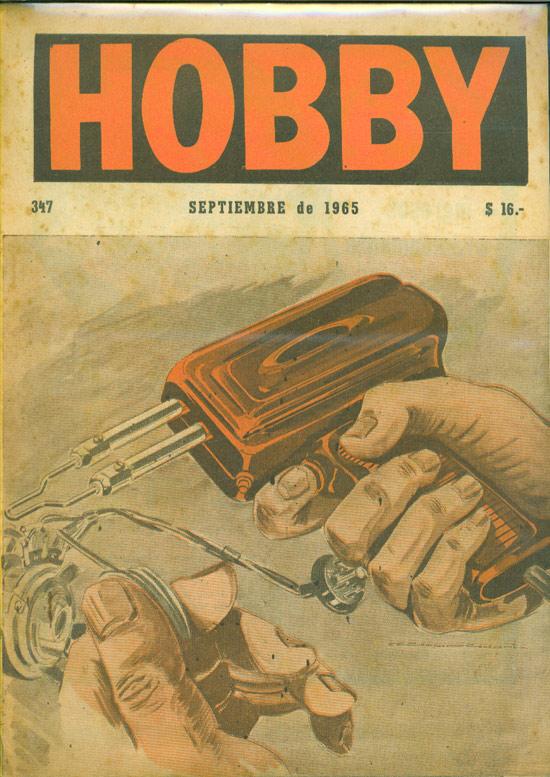 Hobby - Nº.347 - Septiembre de 1965