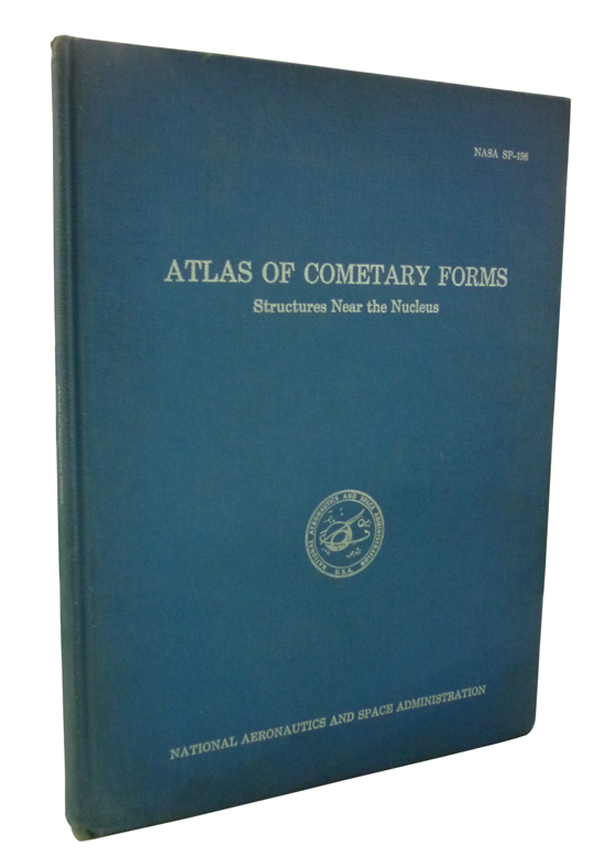 Atlas of Cometary Forms