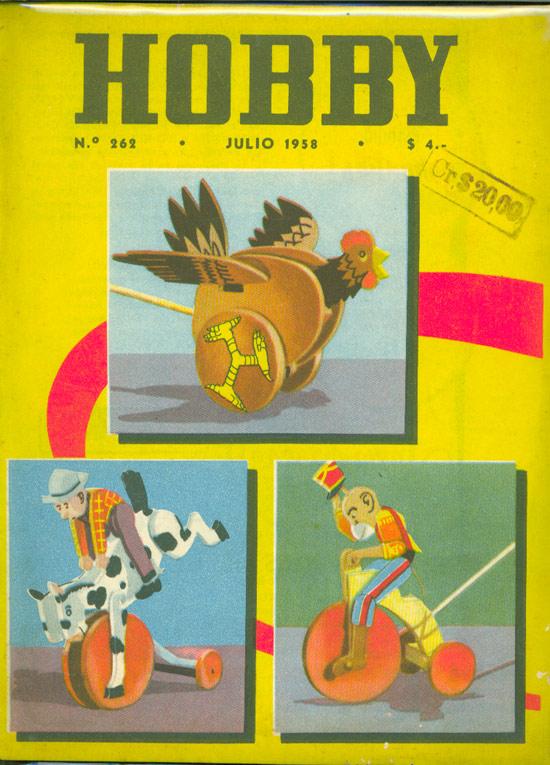 Hobby - Nº.262 - Julio de 1958