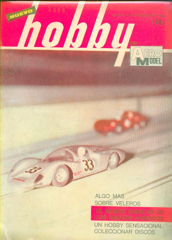 Hobby - Nº.359 - Octubre de 1966 - Sem Suplemento