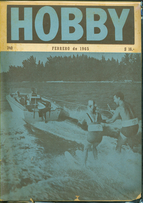 Hobby - Nº.340 - Febrero de 1965