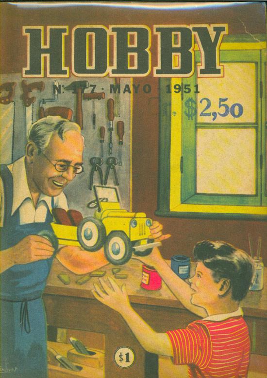 Hobby - Nº.177 - Mayo 1951
