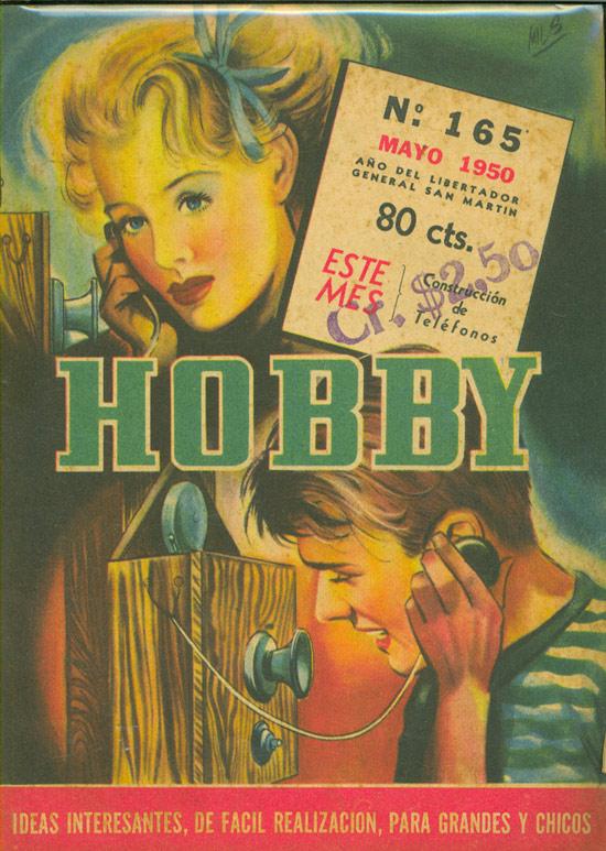 Hobby - Nº.165 - Mayo 1950