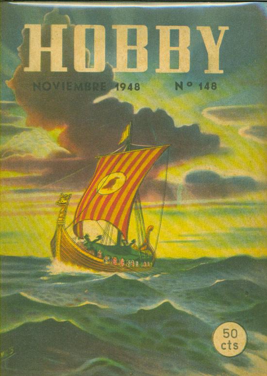 Hobby - Nº.148 - Noviembre 1948
