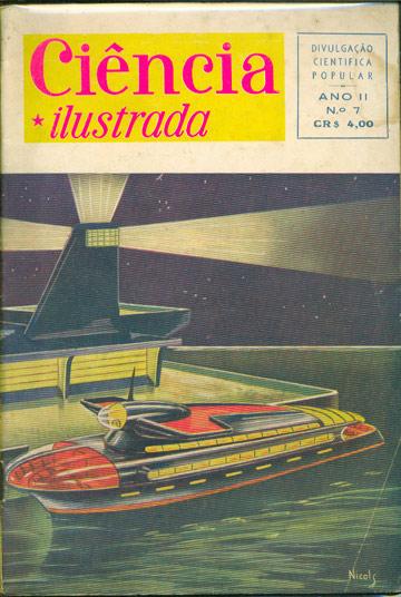 Ciência Ilustrada - Ano II - Nº.07